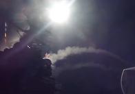 США завдало ракетного удару по сирійській базі, яка потруїла людей