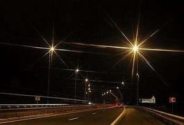 Обслуговування зовнішнього освітлення 10 км дороги Житомир –Могилів-Подільський обійдеться майже в два мільйони