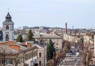 Житомир у десятці найкомфортніших обласних центрів України