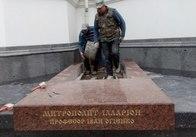 Пам'ятник Огієнку в Житомирі поставлять після Великодня