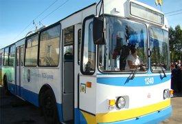 Житомирські тролейбуси 2,5 години працюватимуть безкоштовно