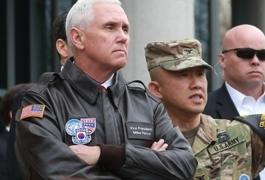 Терпіння щодо КНДР вичерпане, - віце-президент США