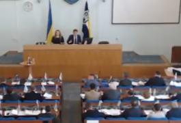 Житомирські депутати звернулись до Кабміну аби ті передали газові мережі на баланс міста