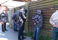 """У Житомирі поліцейські """"на гарячому"""" впіймали 4 домушників. Фото"""