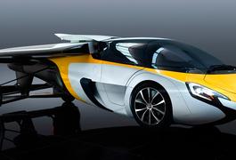У Монако представили літаючий автомобіль