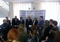 Нардепи Луценко та Розенблат приїхали до Житомира послухати думку щодо впровадження лічильників на тепло