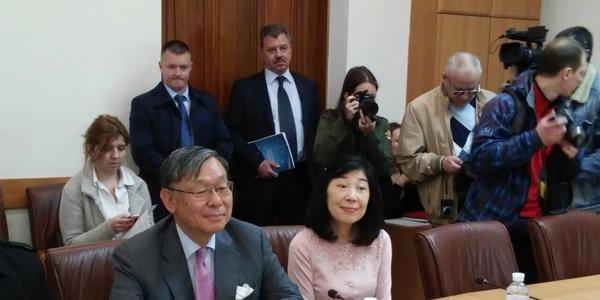 До Житомира приїхав Посол Японії