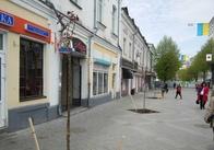 Сакури на Михайлівській пережили ніч, але таблички з віршами вкрали