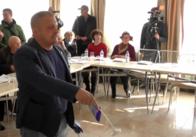Мер Конотопа вигнав з міста представників партії кума Путіна. Відео