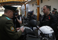 Російських байкерів «Ночные волки» не пустили до Польщі