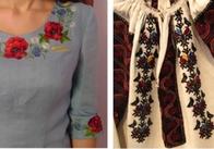 Українська вишита сорочка, або як змінювали 150 років культуру України