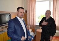 Сергій Крамаренко: У нас є достойний лікувальний заклад для захисників Вітчизни