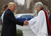 Трамп дав добро політичній діяльності церкви