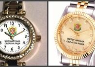 Житомирська обласна рада за 50 тисяч придбала 170 пам'ятних годинників