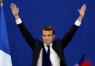 Макрон став черговим президентом Франції