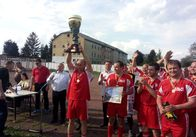 В Овручі пройшов Міжнародний кубок з футболу серед ветеранів 40+