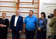 Володимир Ширма відкрив 13-ий міжобласний волейбольний турнір