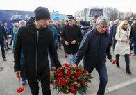 Тимощук відзначив 9 травня з георгієвською стрічкою. Фото