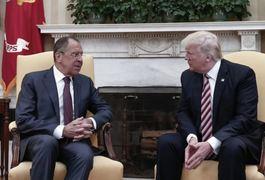 Трамп поговорив з Лавровим про суверинітет України