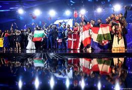 """Фіналісти """"Євробачення-2017"""""""