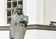 У Житомирі встановили пам'ятник Івану Огієнку