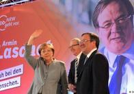 Партія Меркель здобула перемогу на регіональних виборах у ФРН