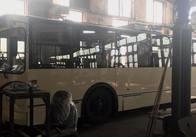 У Житомирі скоро запустять ще один тролейбус, зроблений в ТТУ. Фото