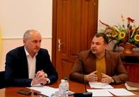 Володимир Ширма провів оперативну нараду щодо ситуації у Бердичівському медколеджі