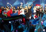 Глава Євробачення Ян Ола Санд в захваті від організації конкурсу в Україні