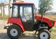 КП Житомира придбало сьогодні білоруський трактор