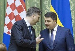 Верховна Рада затвердила Угоду про економічне співробітництво між Україною та Хорватією