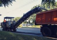 """КП """"УАШ"""" заплатило київській фірмі 150 тисяч за зняття асфальту на дорогах Житомира"""