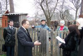 Міський голова із депутатами міської ради вивчав питання законності забудов у центрі міста
