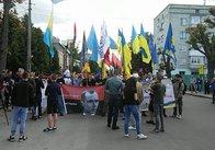 У Житомирі розпочали відзначати День Героїв