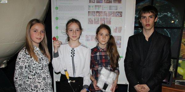 Учасники конкурсу юних винахідників з Житомира відвідають музей популярної науки і техніки в Києві