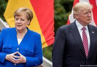 На США більше не можна покладатися - Меркель
