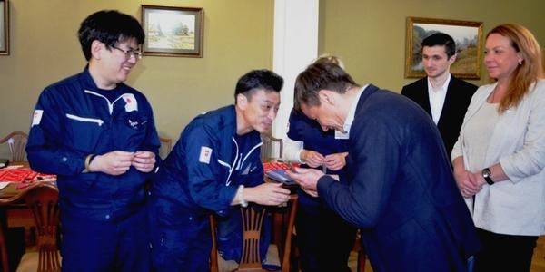 У Житомир запрошують японських школярів для культурного обміну