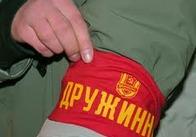 На Житомирщині міліціонери активізують роботу із громадськими формуваннями