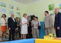 На Житомирщині після капітального ремонту відкрили оновлене дитяче психоневрологічне відділення