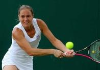 Тенісистка Бондаренко вийшла в ¼ фіналу турніру серії WTA в Хорватії
