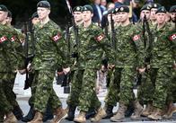 До складу бойової групи НАТО у Латвії сьогодні приєднаються сто солдат з Канади