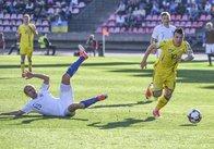 Збірна України з футболу перемогла Фінляндію у відбірковому матчі ЧС-2018
