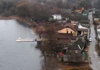 Житомирська міська рада нарешті має намір подати позов до суду на екс-керівника ДАІ, який перегородив берег