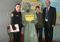 На Житомирщині стартував «Тиждень безпеки життєдіяльності». МНСники почали зі школи №17 (фото)