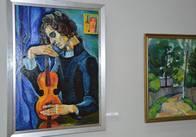 У Житомирі відкрили виставку маловідомих робіт Володимира Вербицького