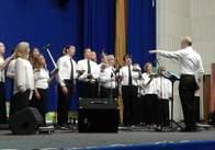 У Житомирі християнський хор з Техасу заспівав українські пісні