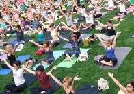 У Шодуарівському парку спільно з посольством Індії відбудеться ранкова йога