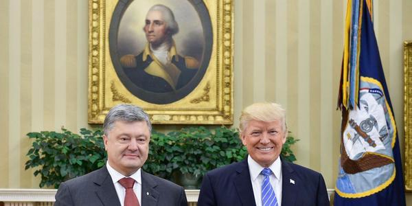 Зустріч Трампа та Порошенка: що отримає Україна