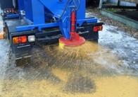На утримання доріг в осінньо-зимовий період 2017/18 року комунальникам Житомирської області потрібно більше 80 тисяч тон піску