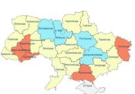 Мінрегіон опублікував рейтинг областей - Житомирська на 6 місці